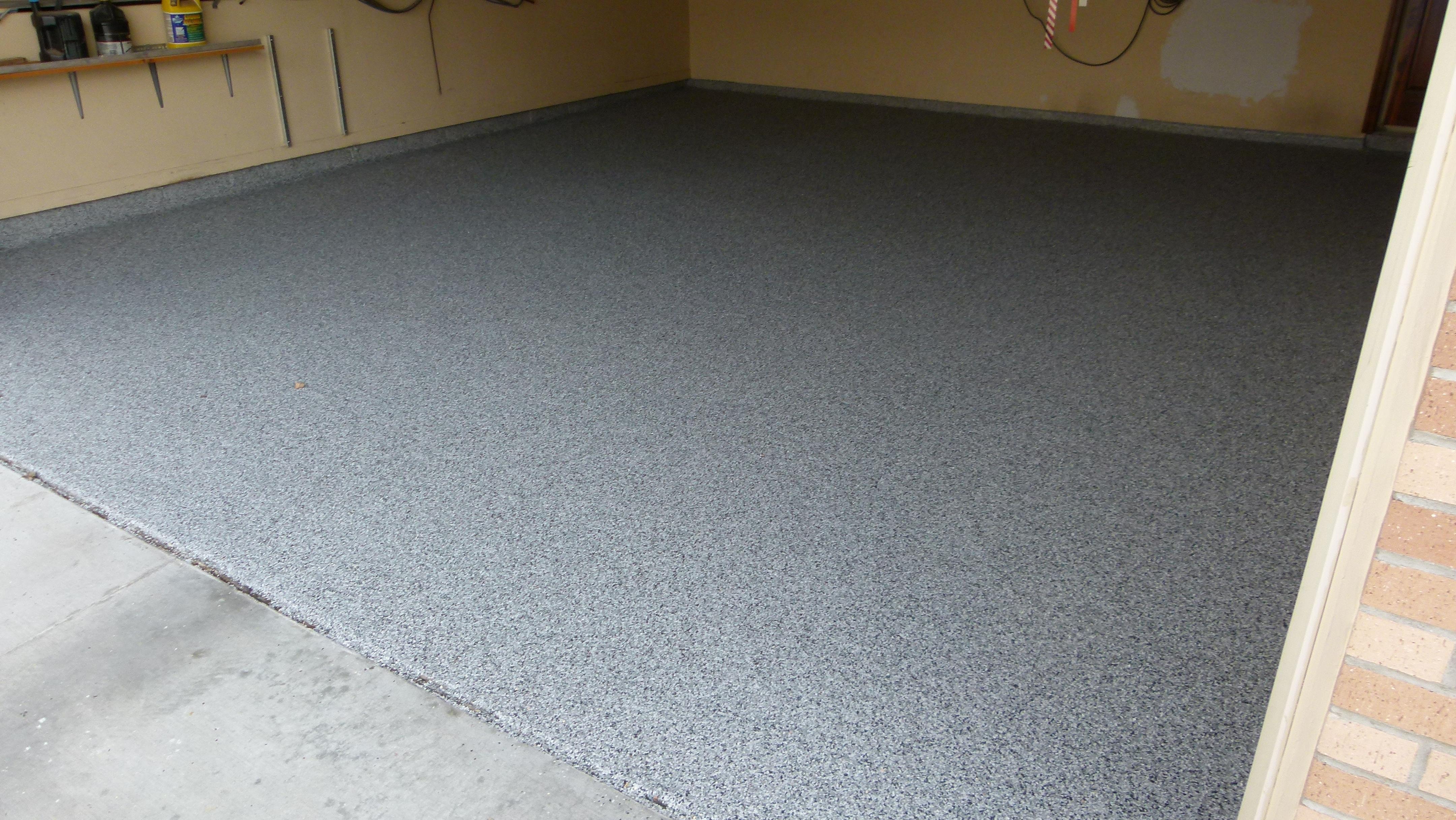 Garage Floor Coatings  Schroder Concrete  Omaha NE