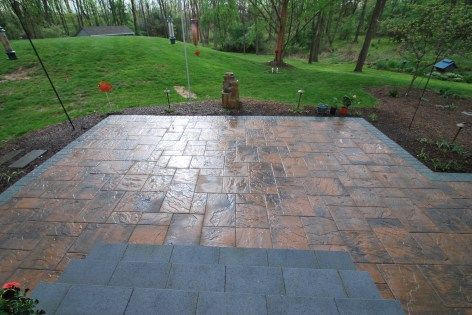 Paver Patio Montgomery County PA