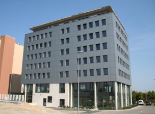 Bürogebäude, Livange