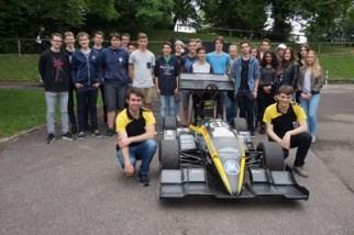 Racing-Team stellt Technisches Studium vor