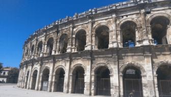 Fanden schon die Römer cool: die Arena von Nîmes, Südfrankreich