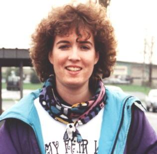 Exchange 1989 Tina Gruentjens (SG)
