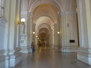 Die Kathedrale von innen