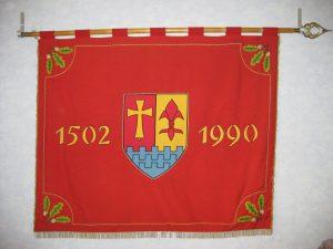 Fahne 2. Kompanie 001