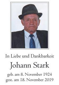 Johann Stark