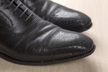 Schuhe lagern