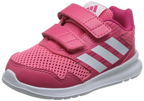 adidas Performance Mädchen Baby-Sneakers/Laufschuhe AltaRun CF I Pink (315) 25