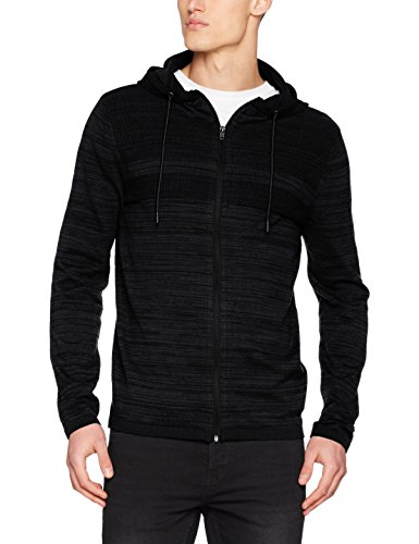 JACK & JONES Herren Strickjacke Jcophoenix Knit Cardigan Camp