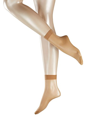 FALKE Damen Socken Pure Matt, 20 DEN, Gr. 35/38, Beige (powder 4169)