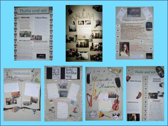 Kulturelle Aktion an der St.Paulus-Schule