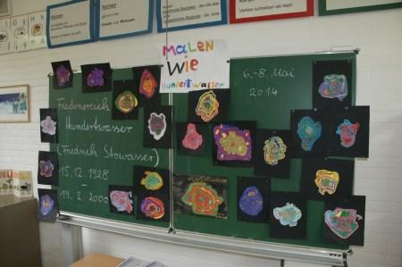 Hundertwasser Klasse 3a