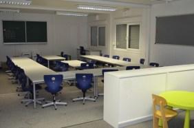 Noch sehen die Räume recht kahl aus. Das wird sich in den kommenden Stunden und Tagen sehr schnell verändern!