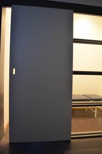 Der neue Erste-Hilfe-Raum