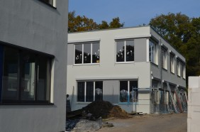 Die Außenfassade