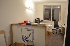 Das Schulbüro