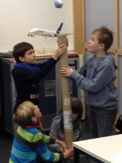 Besuch im DLR- School- Lab1