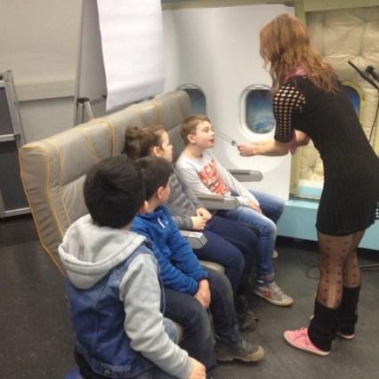 Besuch im DLR- School- Lab8