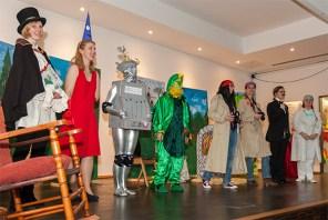 """Jedes Jahr wird ein neues Theaterstück aufgeführt. Im letzten Jahr begeisterte uns das Faschingstheater mit """"Ritter Rost""""."""