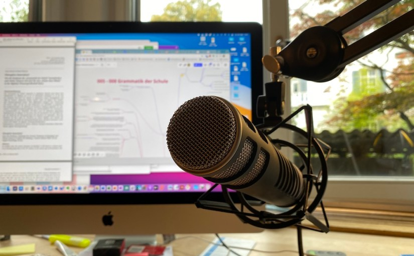 Podcast 006 – Primat der formativen Rückmeldung (Grammatik der Schule 2/4)