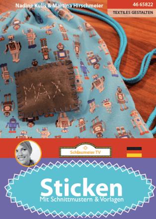 Nähen & Sticken für Mini-Designer. Für den Textilkundeunterricht in der Grundschule und allen weiterführenden Schulen, DIY Begeisterte und Textilkünstler. Sticken mit Nadine Kulis und Martina Hirschmeier. Hier geht es direkt zum Film: https://schlaumeiertv.de/filme/nahen-sticken-fur-mini-designer/ und hier zum Download: https://schlaumeiertv.de/downloads/sticken-download/