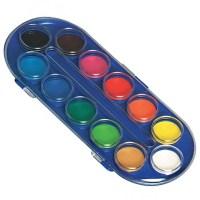 Convex Deckfarbkasten 12 Farben
