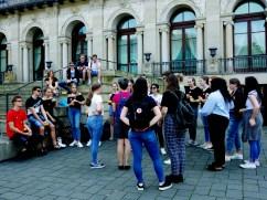 """""""One minute lemon"""" - THG Wolfenbüttel in Kooperation mit dem Institut für performative Künste und Bildung"""