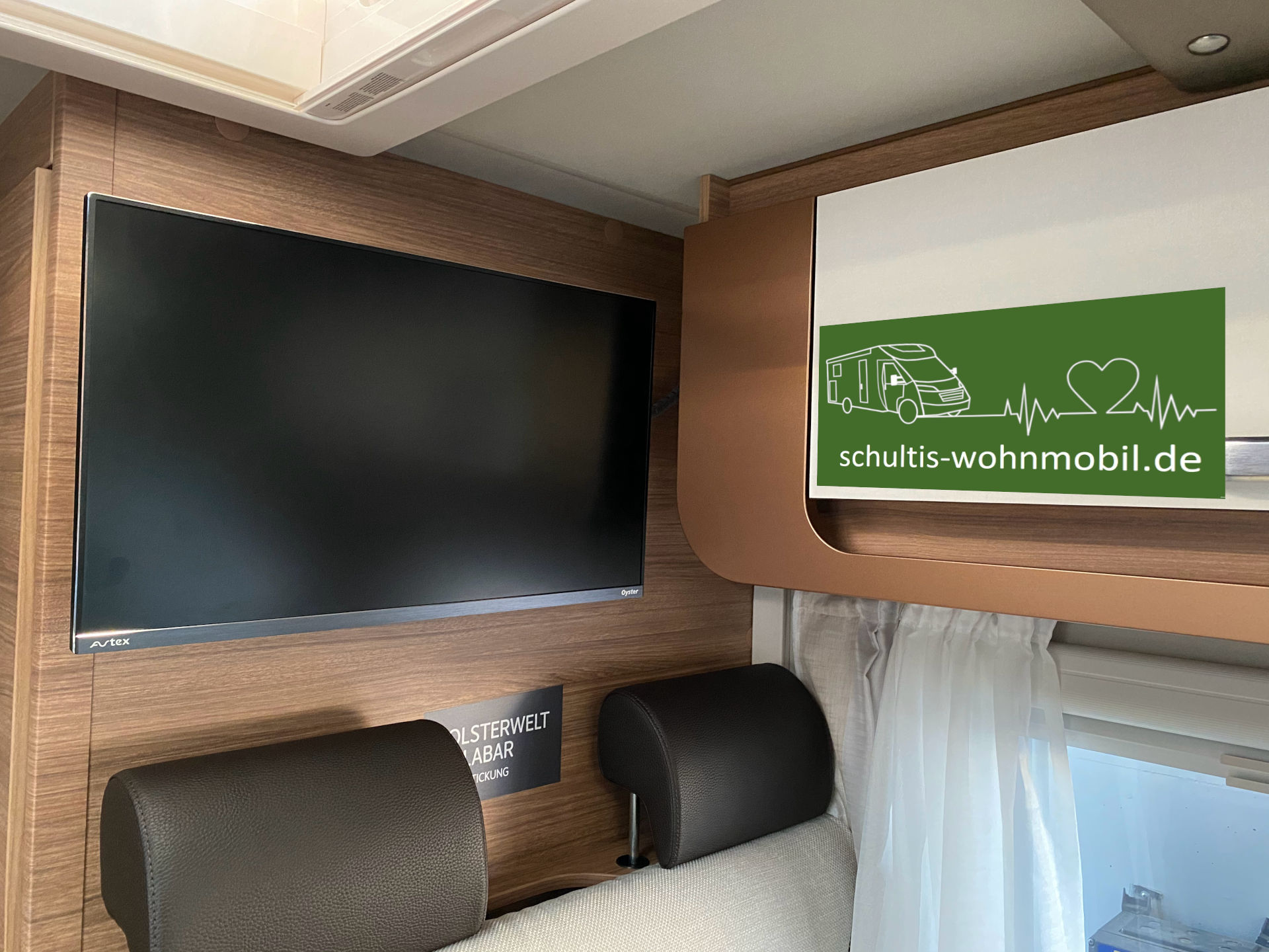 Schultis Wohnmobil Weinsberg Cara Compact Pepper LED TV