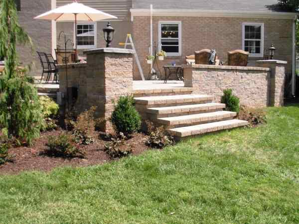 patios & walkways - schultz's landscaping
