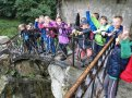 Klassenfahrt der Klasse 4 nach Detmold 2015