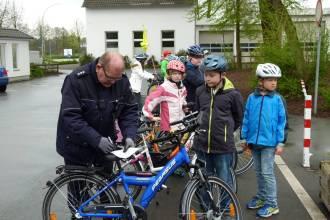 ADAC-Fahrradturnier 2016 Postdammschule