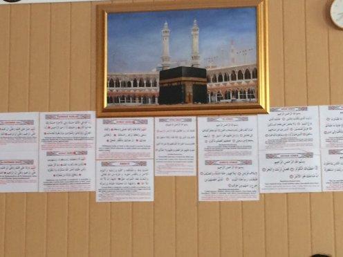 Moscheebesuch