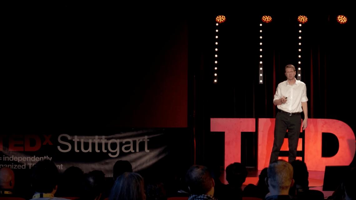 Der digitale Mensch und seine Kommunikation – TEDx Talk-Video