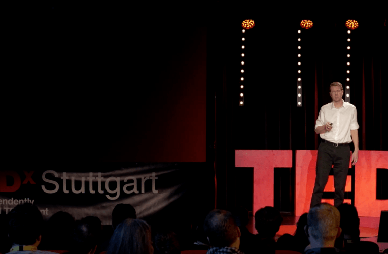 Der digitale Mensch und seine Kommunikation – TEDx Talk-Video