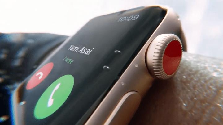 Apple Watch 3 und watchOS 4 vorgestellt