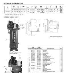 schulz compressor wiring diagram for wiring library diagram h7schulz l series 5 hp 80 gallon two [ 1228 x 1600 Pixel ]