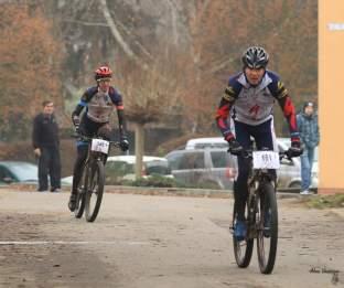 Na 4. a 5. místě dvojice z Radotína - Černý a Hofman.