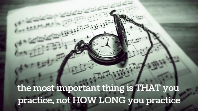 Piano Practice Strategies for the Busy