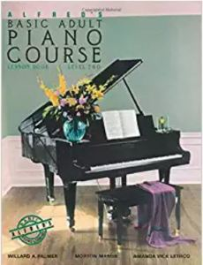 Alfred's Adult Piano Course Lesson Book Level 2