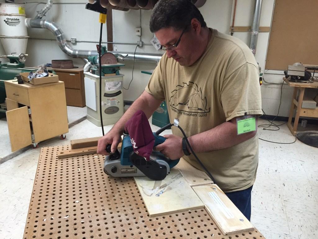 kansas city woodworkers' guild class - schürch woodwork