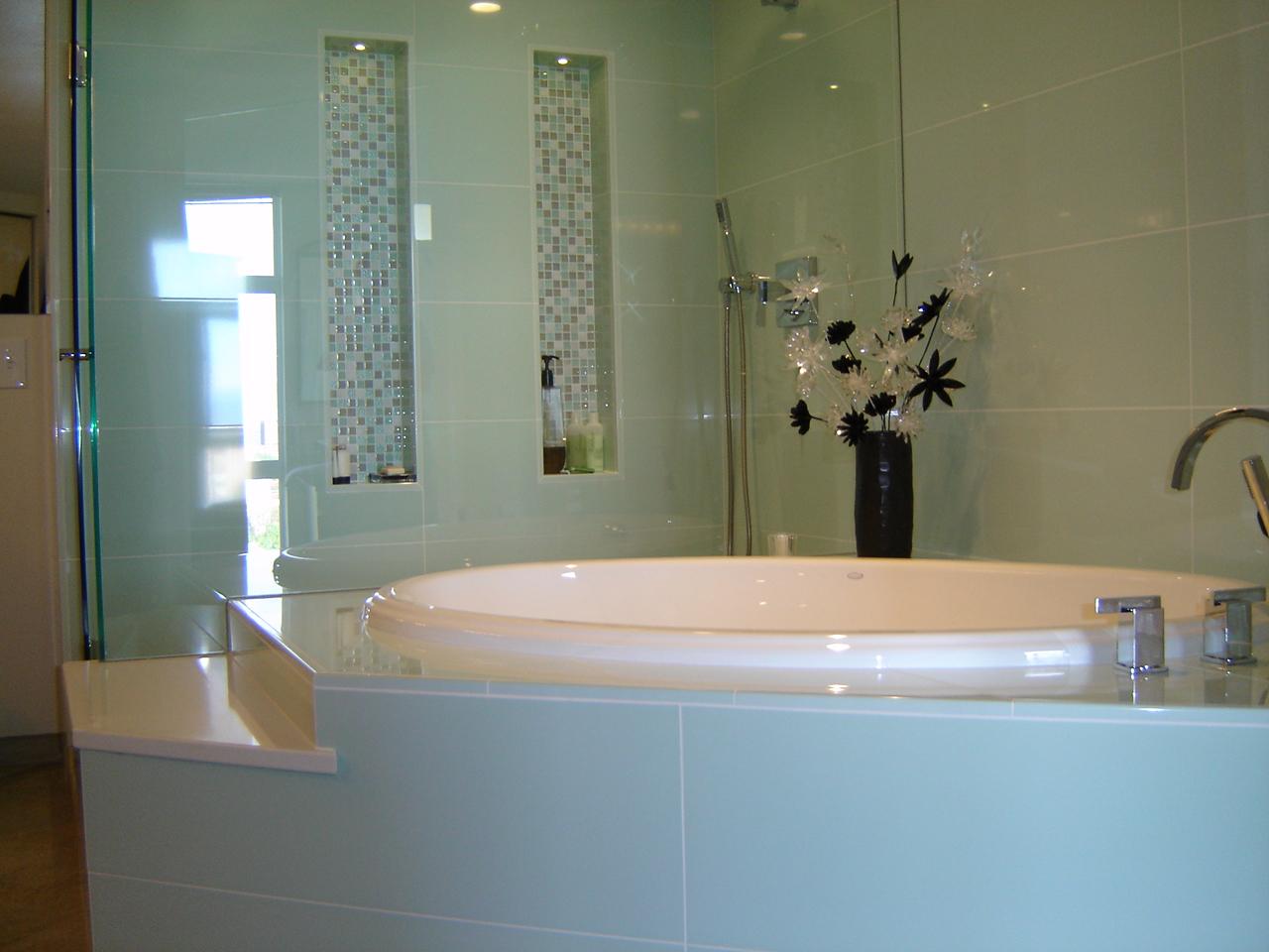 Litwin Master Bath Denver CO  Schuster Design Studio