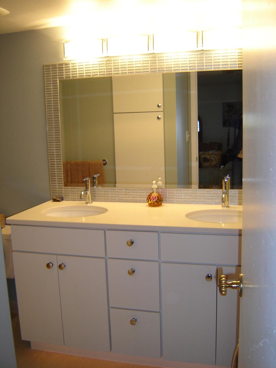 Litwin Guest Bath Remodel Denver CO  Schuster Design
