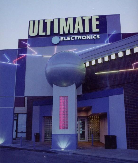 Soundtrack Electronics Schuster Design Studio Inc