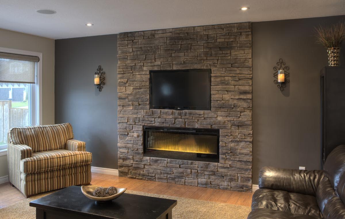 Interior Stone  Stone Fireplaces  Stone Walls  Schuts