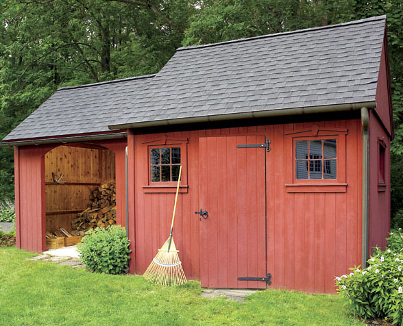 Tips For Building A Wooden Outdoor Storage Shed