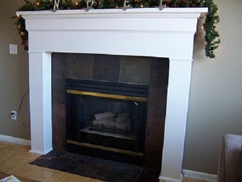 Build Your Own Fireplace Mantel Schutte Lumber