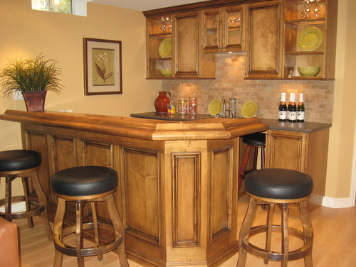 Lumber and Millwork Can Make an Easy-to-Build Bar | Schutte Lumber