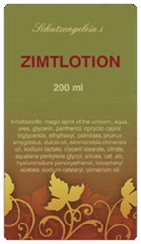 Zimtlotion, Cellulite, Orangenhaut, natürliches Zimtblätteröl, Kräuterduft