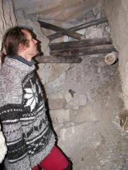 Stará výdreva v Chladných očiach Foto: František Hanes