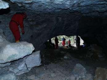 Ludrovská jaskyňa