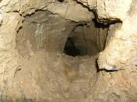 Koniec Ludrovskej jaskyne -toto zatial neprielezné miesto musíme dnes prehĺbiť